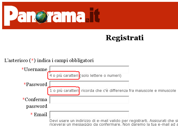 Panorama registration madness
